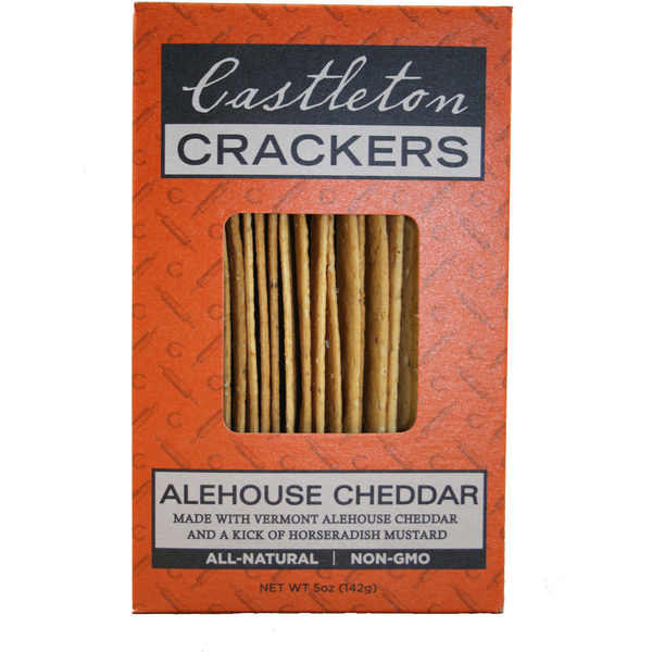 Alehouse Cheddar Crackers