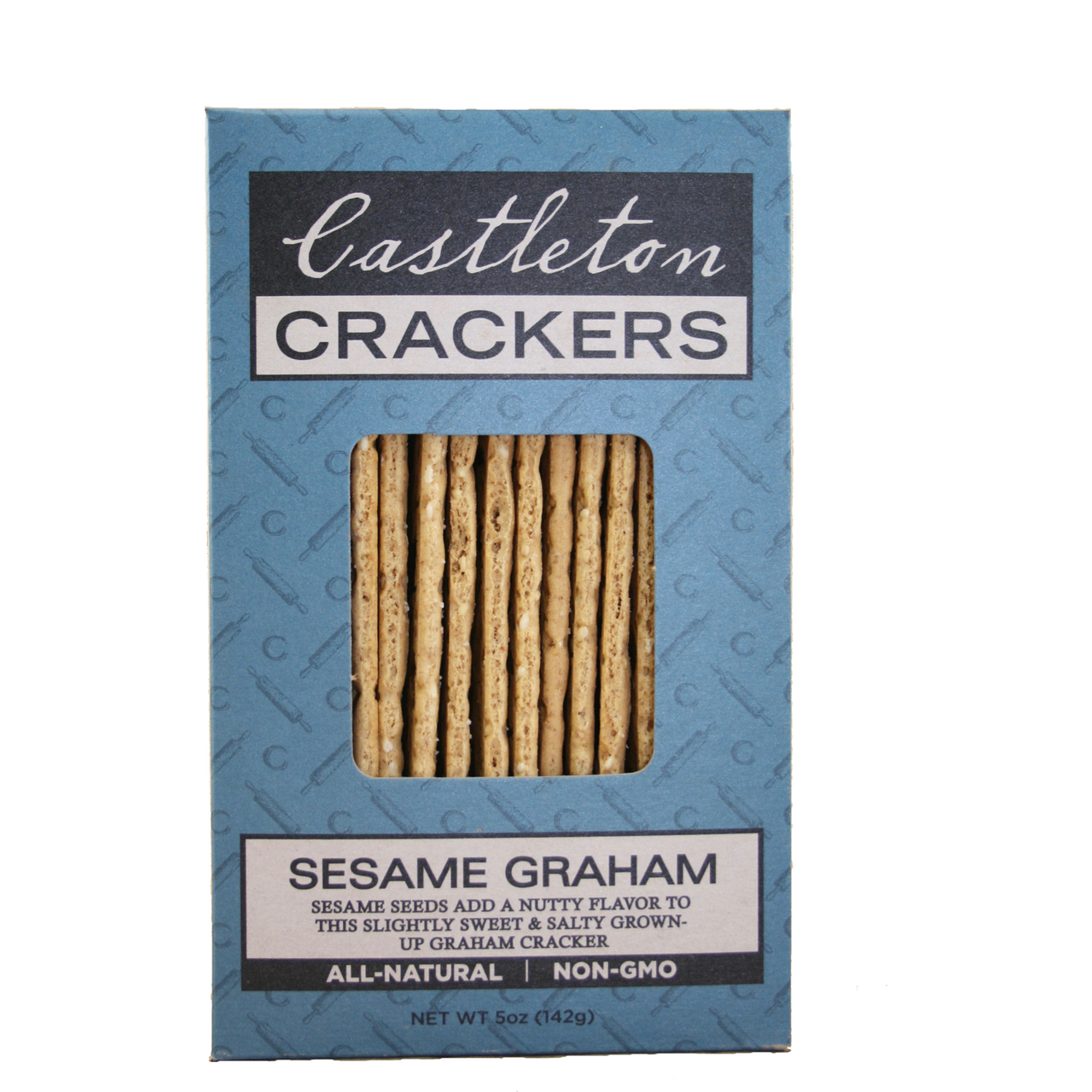 Sesame Graham Cracker
