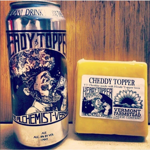 Cheddy Topper