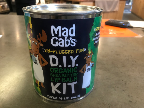 Mad Gabs D.I.Y. Lip Balm Kit