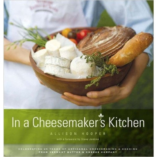 In a Cheesemaker's Kitchen Book