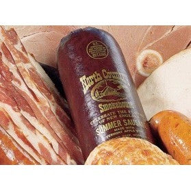 North Country Vermont Apple Wine Summer Sausage