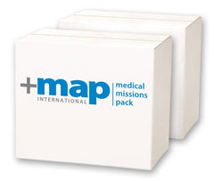 What's in MAP International's Medical Mission Pack Essential Plus?