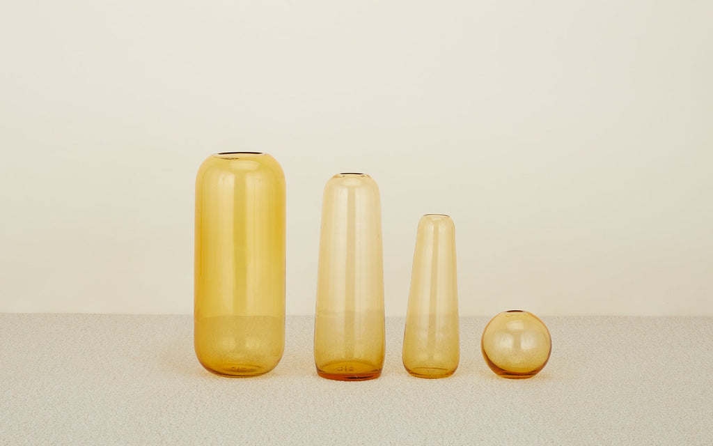 Aurora Slim Drop Vase