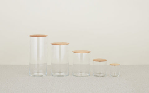 Maple Simple Storage Containers
