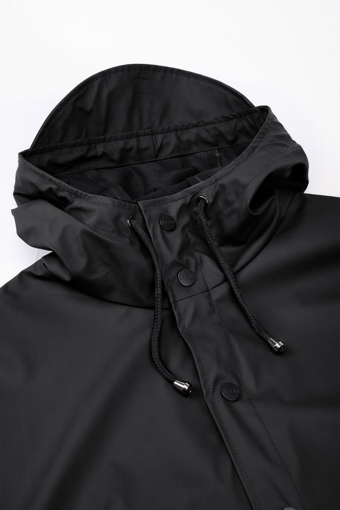Black Rains Waterproof Jacket
