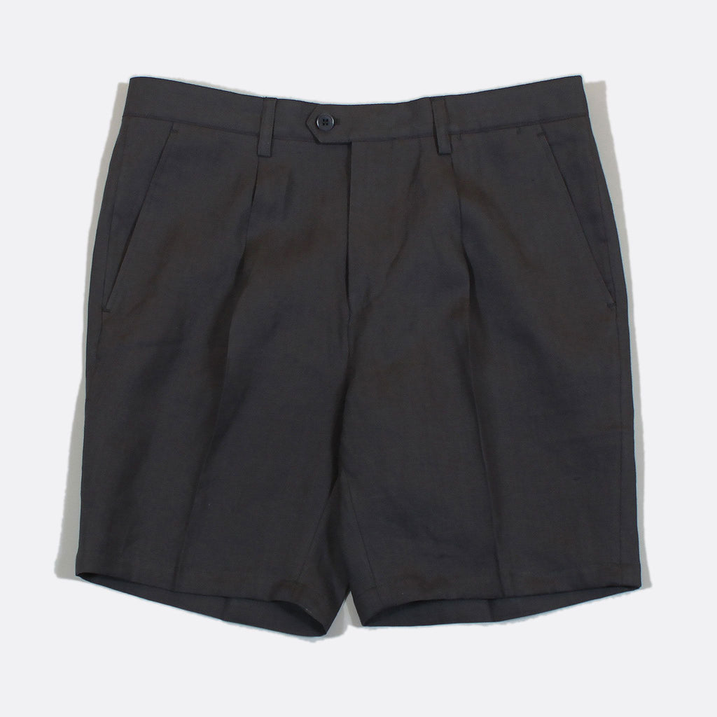 Pleat Shorts