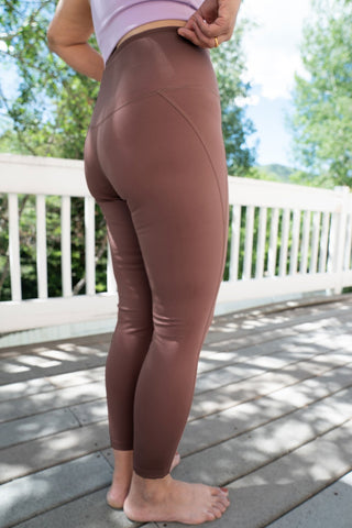 "Acorn 23"" Compression High Waist Leggings"