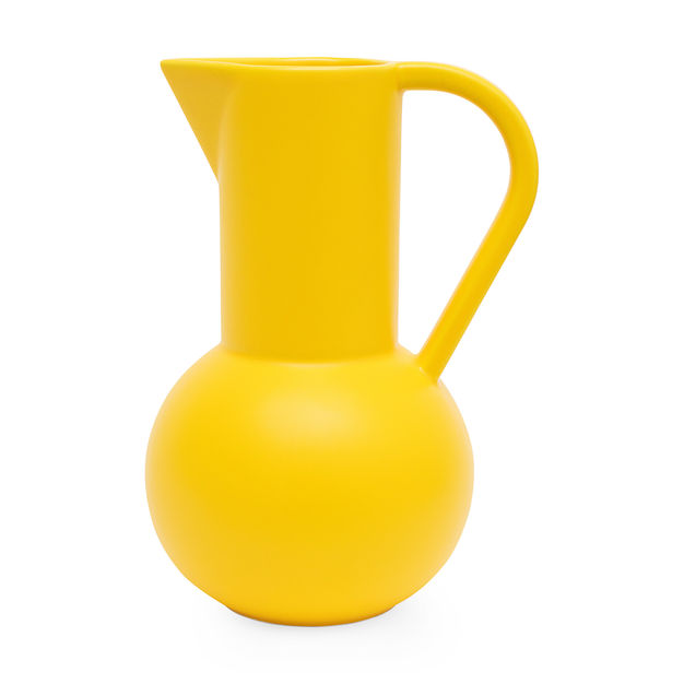 Small Yellow Raawii Jug
