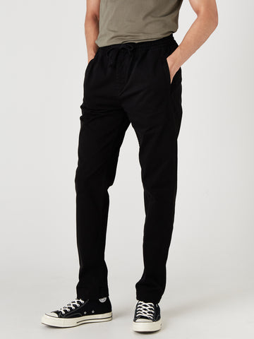 Black Alston Trouser