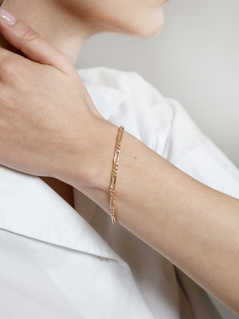 Mila Bracelet in Gold