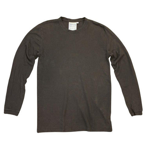 Espresso Baja Long Sleeve Tee