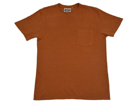 Terracotta Baja Pocket Tee