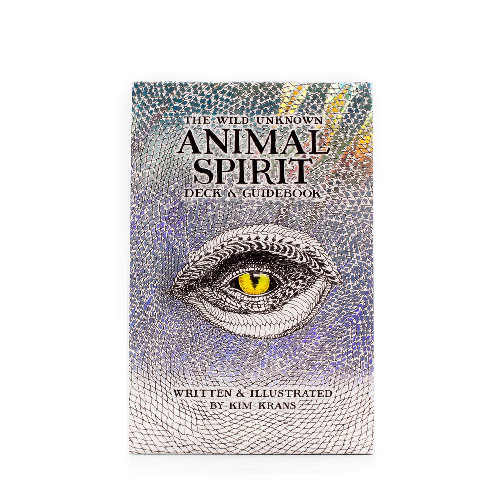Animal Spirit Deck & Guidebook