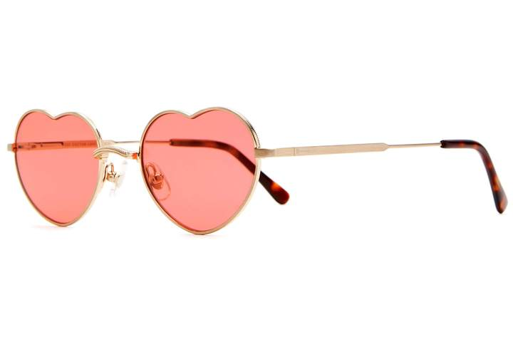 Pink Doctor Love Sunglasses