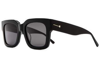 Black Downtown Purr Sunglasses