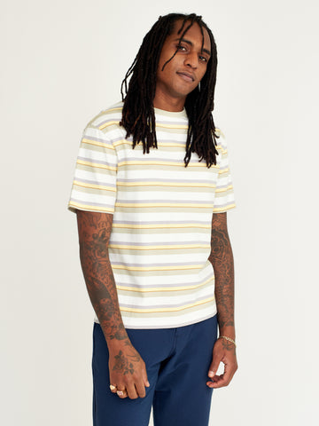 Naples Stripe Dean Tee