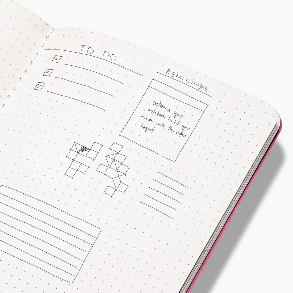 Dotted Everyday Notebook
