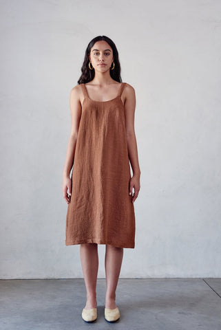 Clay Dip Dress