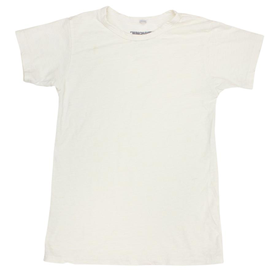 Washed White Kids Grom Tee