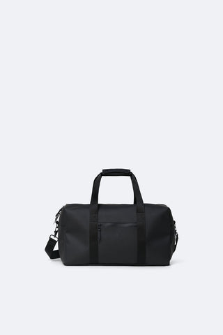 Black Waterproof Gym Bag