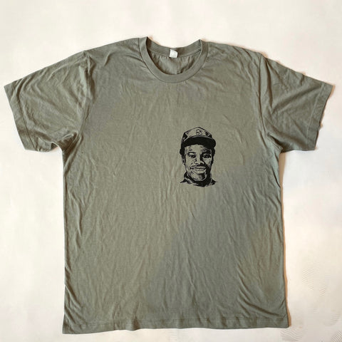 THE KID GREY TEE