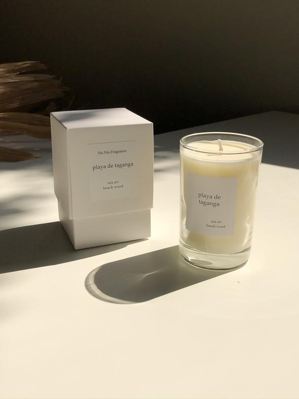 Playa de Taganga 5oz Candle
