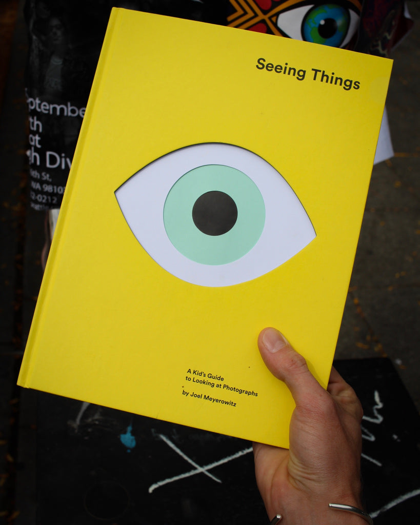 Seeing Things: A Kid's Guide to Looking at Photographs
