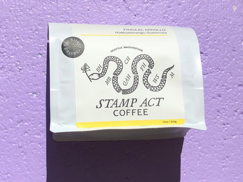 Finca el Arrollo Stamp Act Coffee