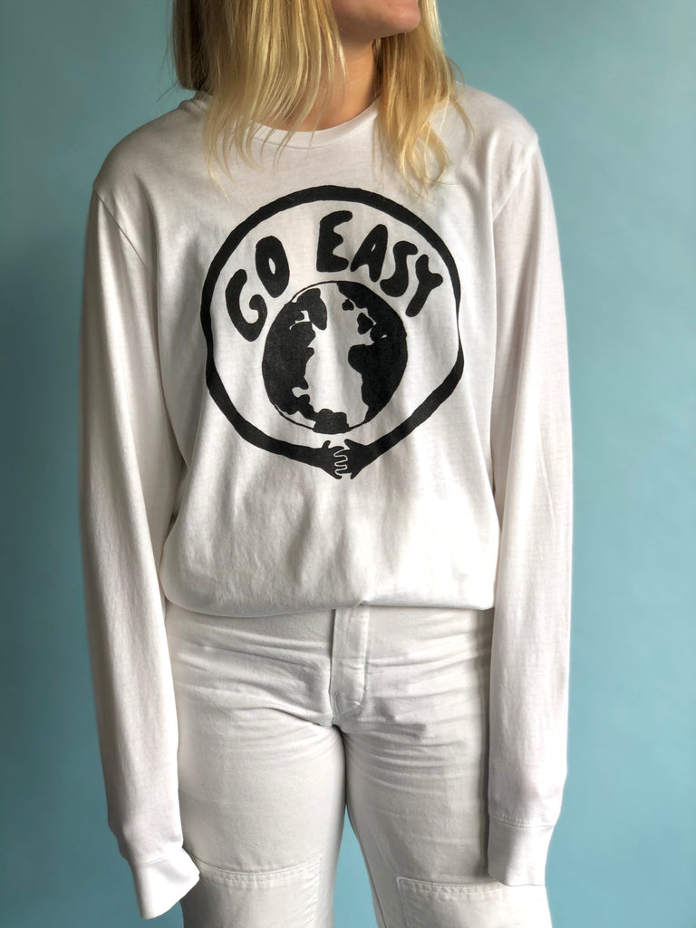 Go Easy Long Sleeve Tee