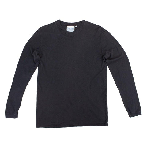 Black Long Sleeve Jung Tee
