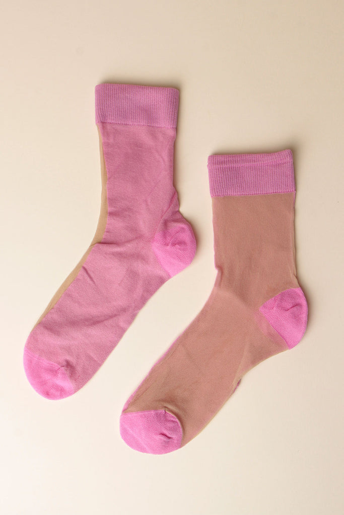 Filippa Socks - Pink