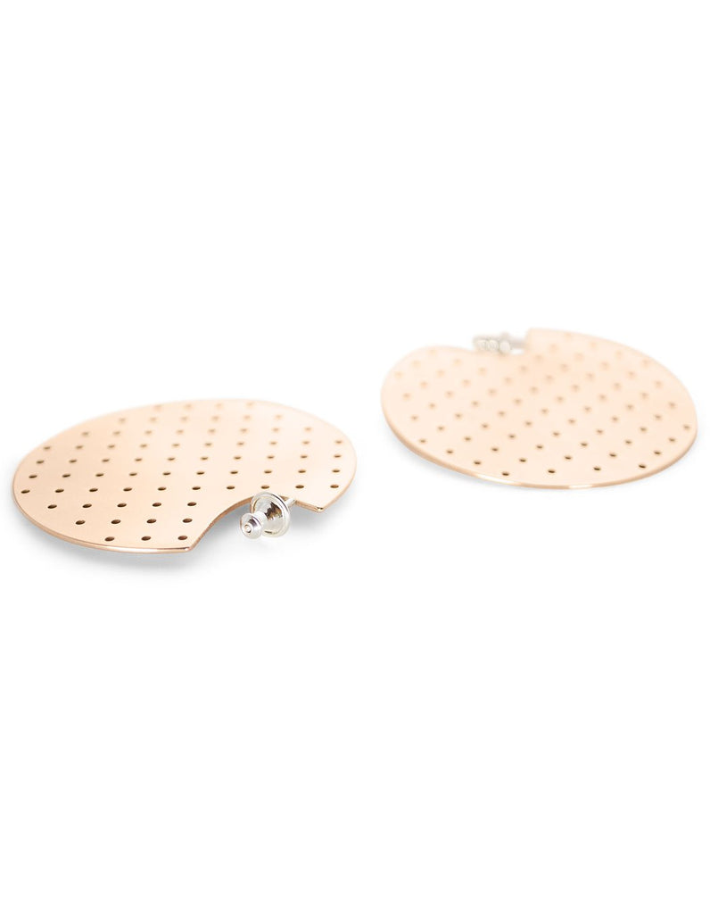 Perforated Disc Hoops
