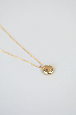 Gold Evelyn Necklace