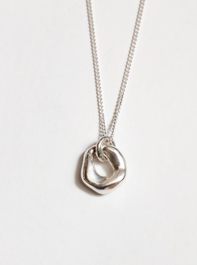 Gigi Necklace in Silver