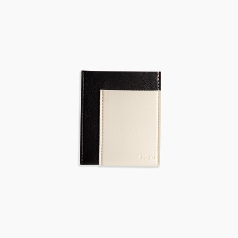 Black and White Pocket Wallet