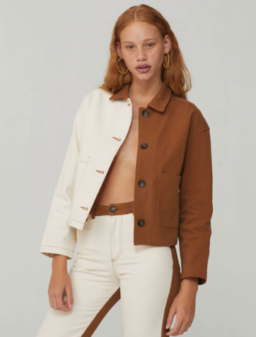 Tan Coyote Jacket