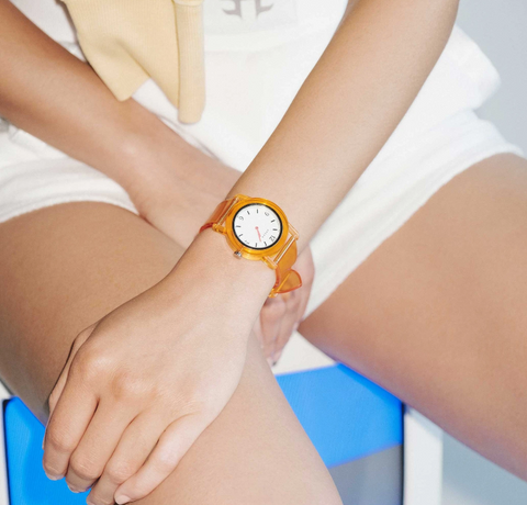 Tangerine PLAY watch