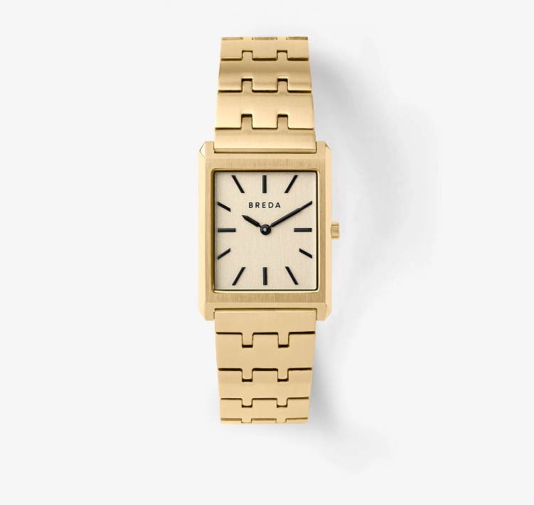 Gold/Gold/Champagne Virgil Watch