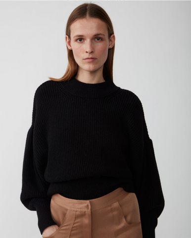 Sophie High Neck Sweater