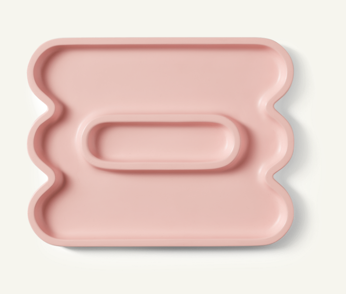 Baby Pink Catchall Templo
