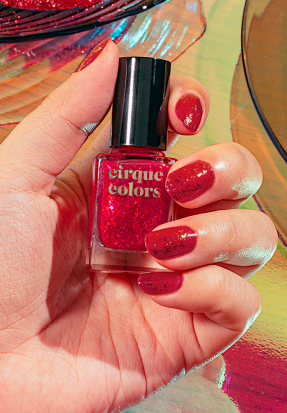 Candy Apple Polish