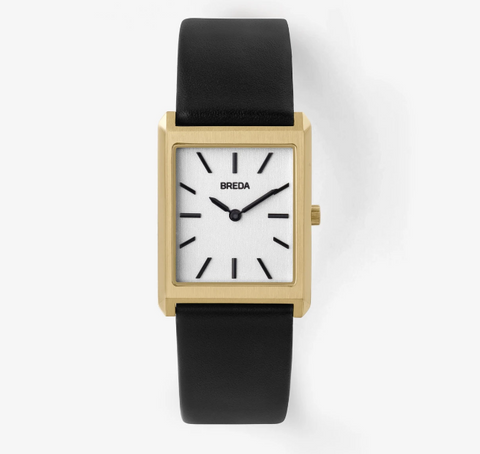Gold/Black/Ivory Virgil Watch