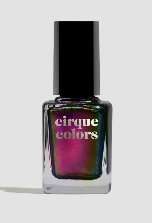 Chroma Rose Nail Polish