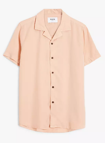 Dusty Pink Didcot Shirt