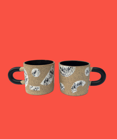 Positive Rocks Dipped Mug