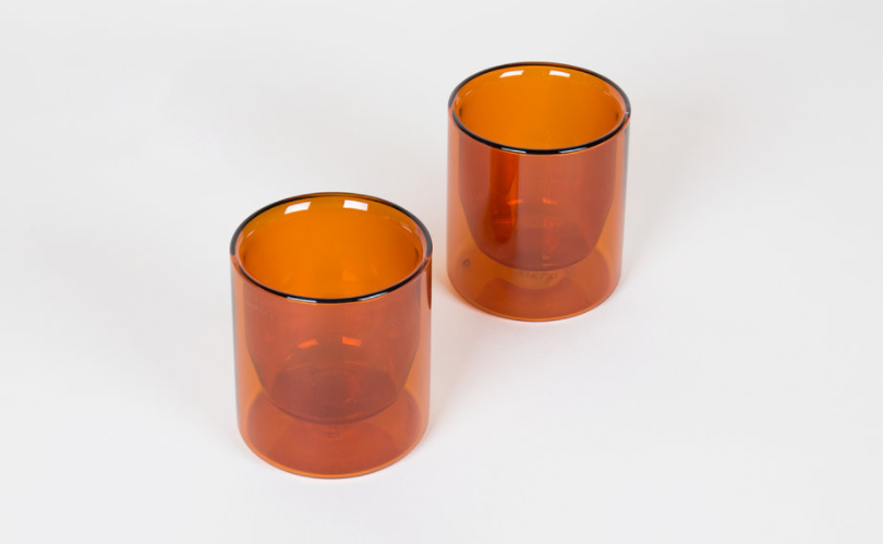 Double-Wall 6oz Glasses - Set of 2