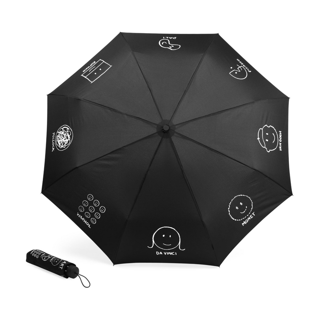History of Art Umbrella