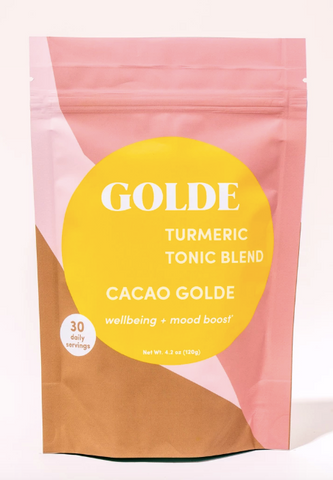Cacao Golden Tonic