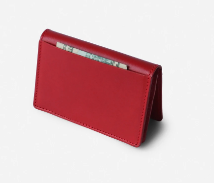Cherry Oyster Wallet